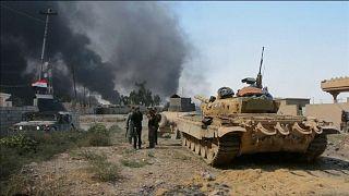 Iraqi forces regain control of Shirqat