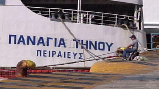 Grecia: sciopero di 48 ore dei traghetti per le isole