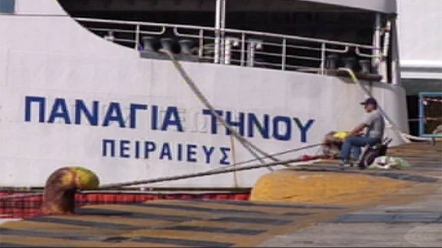 48-hour seamen's strike leaves Greek ships in port until Saturday