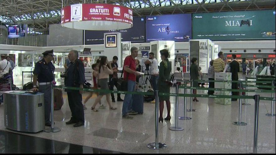 Grève Alitalia : plus de 150 vols annulés