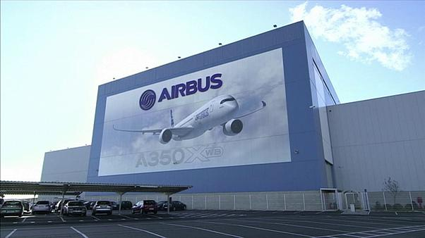 WTO backs Boeing over Airbus in latest round of government subsidies row