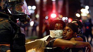 Il North Carolina verso il coprifuoco per le violenze e le proteste razziali
