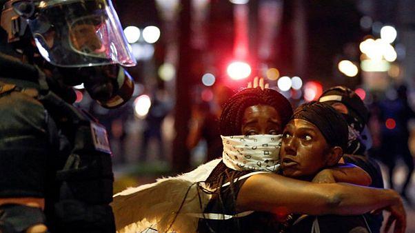 ΗΠΑ: Η εθνοφρουρά στους δρόμους του Σάρλοτ