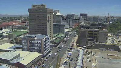 Namibie : baisse de la croissance économique