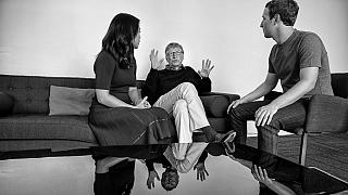 Zuckerberg praises role model and mentor, Bill Gates