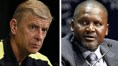 Africa's richest man plans to buy and turn Arsenal FC around