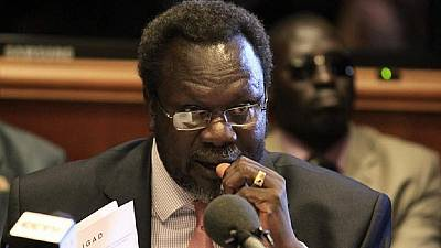 South Sudan rebel chief urges armed resistance to government
