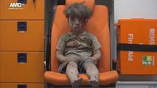 6-year-old boy writes to Obama to bring 'bloodied' Syrian boy to US