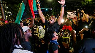 USA: Neue Proteste in Charlotte - angeschossener Demonstrant tot