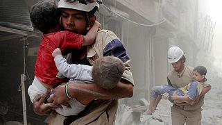 جيش النظام السوري يبدأ هجومه على أحياء حلب الشرقية