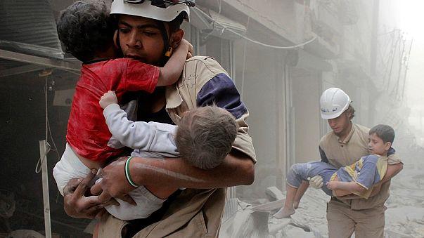 Συρία: Διπλωματικό αδιέξοδο - Σφοδροί βομβαρδισμοί στο Χαλέπι