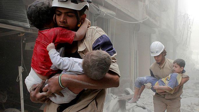 Síria: Falhanço nas conversações para novo cessar-fogo, Damasco anuncia nova ofensiva