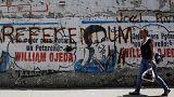 Oposição venezuelana cerra fileiras