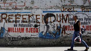 چالش جدید مخالفان مادورو: تغییر در قوانین برگزاری همه پرسی