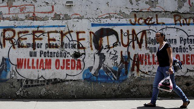 Venezuela'da referandum sürecinde kritik aşamaya geçildi
