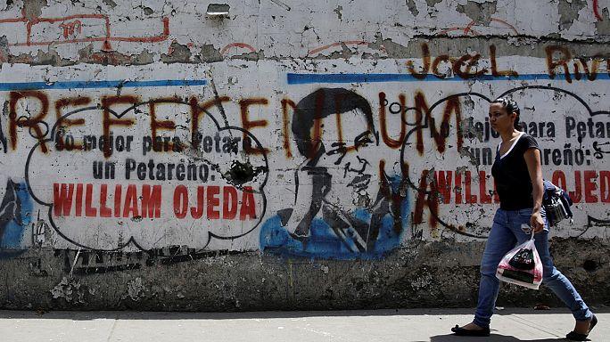 Venezuela: Opposition defiant despite setback in Maduro referendum push