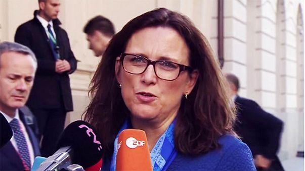 """Malström asegura que el CETA """"está cerrado"""" y no se renegociará"""