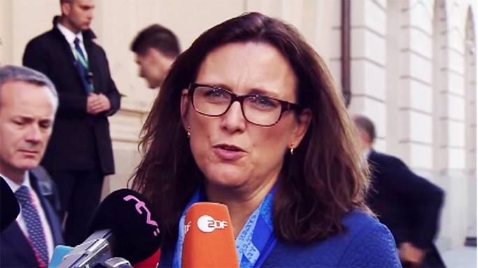 Ministros da UE abordam TTIP e CETA em encontro informal em Bratislava