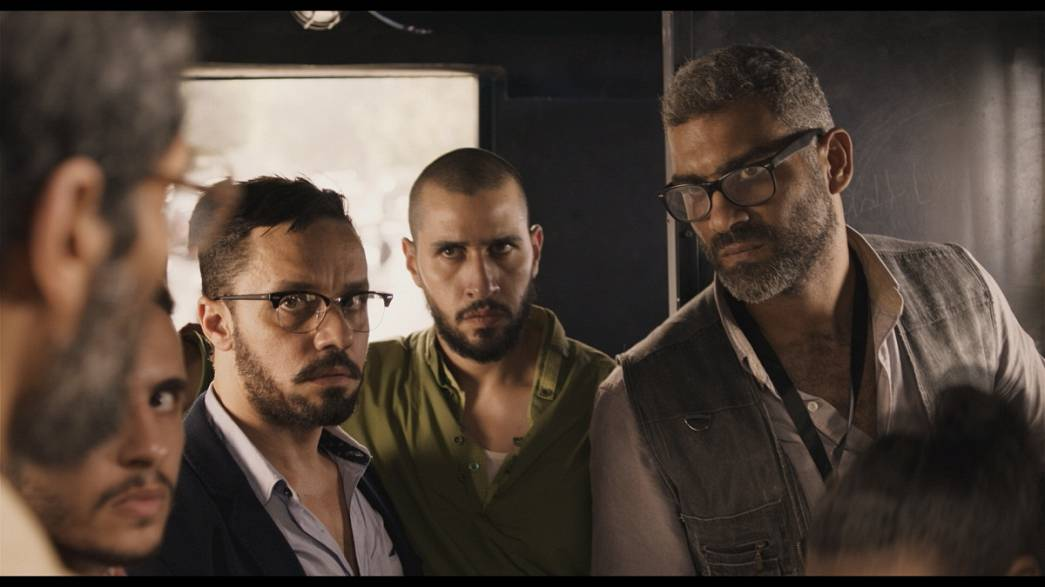 'Clash' del regista egiziano Mohamed Diab