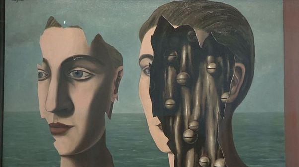 René Magritte revisitado em Paris