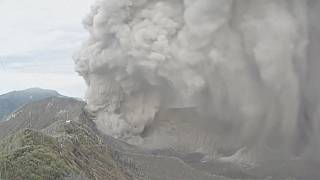 A voir en time-lapse : l'éruption du Turrialba