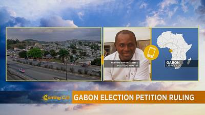 Gabon awaits court decision on vote recount [The Morning Call]