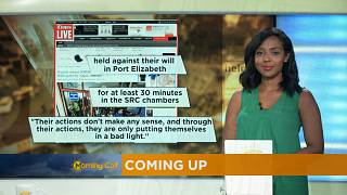 Press Review of September 23, 2016 [The Morning Call]