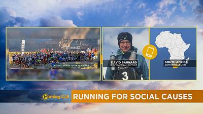 Running for a cause [The Grand Angle]