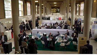 Sommet Afrique-France pour le business