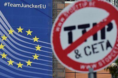 Estado da União: roaming, Bahama Leaks e protestos marcam a semana da UE