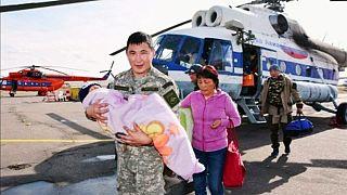 Трёхлетний мальчик смог выжить один в тувинской тайге