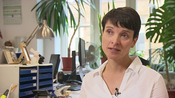 AfD's Frauke Petry on Merkel and the migrant crisis