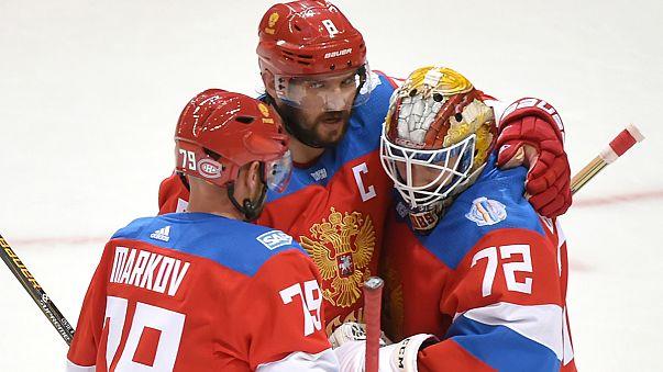 Hockey, Coppa del Mondo: Russia - Canada in semifinale