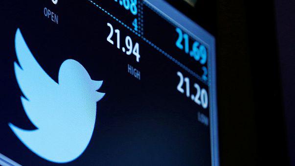 Twitter setzt sich aufs Serviertablett - Kurssprung
