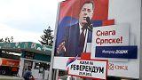 Bosnia-Erzegovina: domenica il controverso referendum nella Repubblica serba