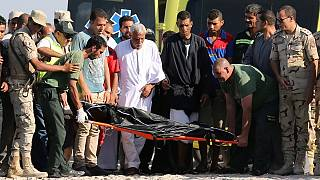 Unglück auf Flüchtlingsboot vor Ägypten: 450 Passagiere, 150 Überlebende