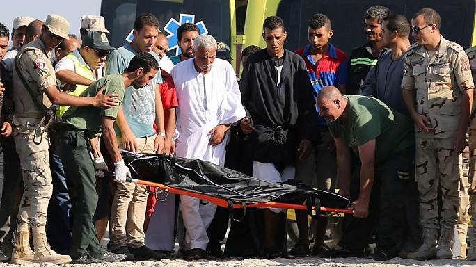 More bodies recovered from sea after Egypt migrant tragedy