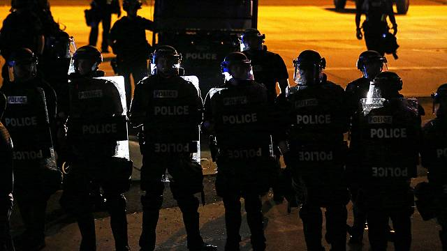 Charlotte police arrest suspect in protests shooting