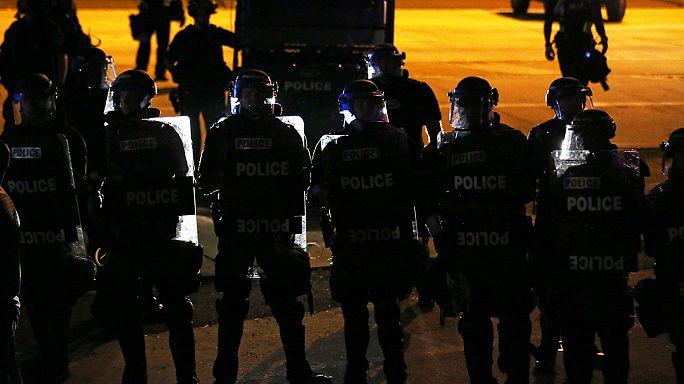 La policía de Charlotte detiene a un sospechoso por la muerte de Justin Carr