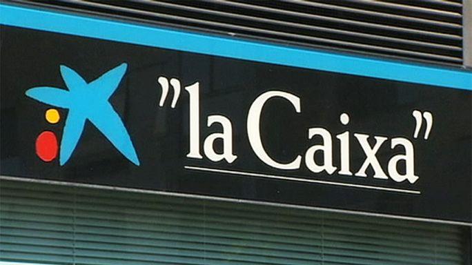 Banche: la spagnola CaixaBank vende 9,9% capitale in vista dell'Opa per Bpi
