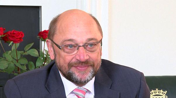 European Parliament head Martin Schulz warns UK 'no a la carte' Brexit menu