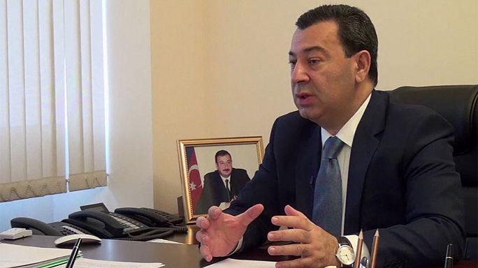 Aserbaidschans Präsident Aliyev zementiert seine Macht