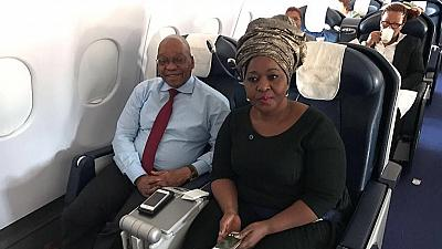 Zuma flew on national airline to and from UN general assembly