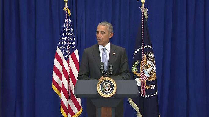 Obama-Veto: 9/11-Hinterbliebene dürfen nicht gegen Saudi-Arabien klagen