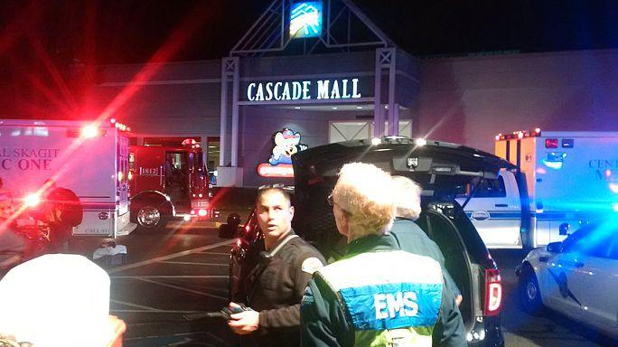 Стрельба в торговом центре в Берлингтоне: полиция разыскивает преступника