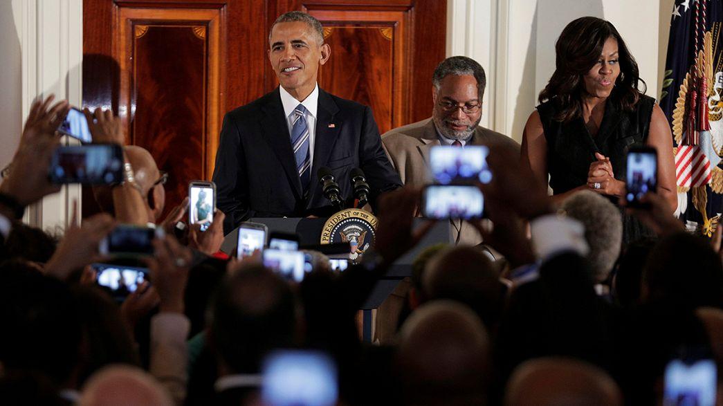 США: в Вашингтоне открылся музей афроамериканской истории