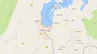 RDC:  des tremblements de terre font au moins 6 morts dans la ville Bukavu