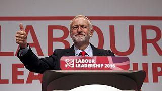 Лейбористы снова избрали Корбина своим лидером