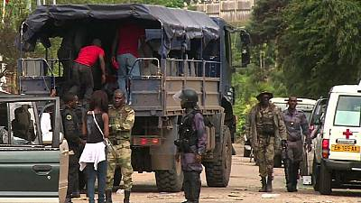 Gabon opposition facing arrests amid calm in major cities
