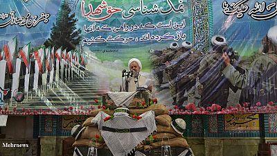 نماینده رهبر ایران در سپاه: انتخاباتی پیچیده و حساس خواهیم داشت
